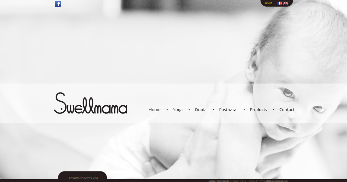 Site Internet de Swellmama